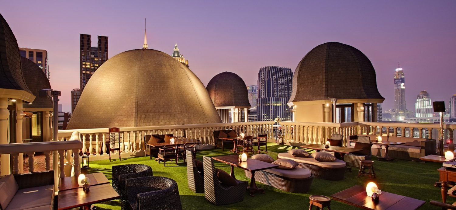 Bangkok Rooftop Bar (Book Now 30% OFF) | Hotel Muse Bangkok