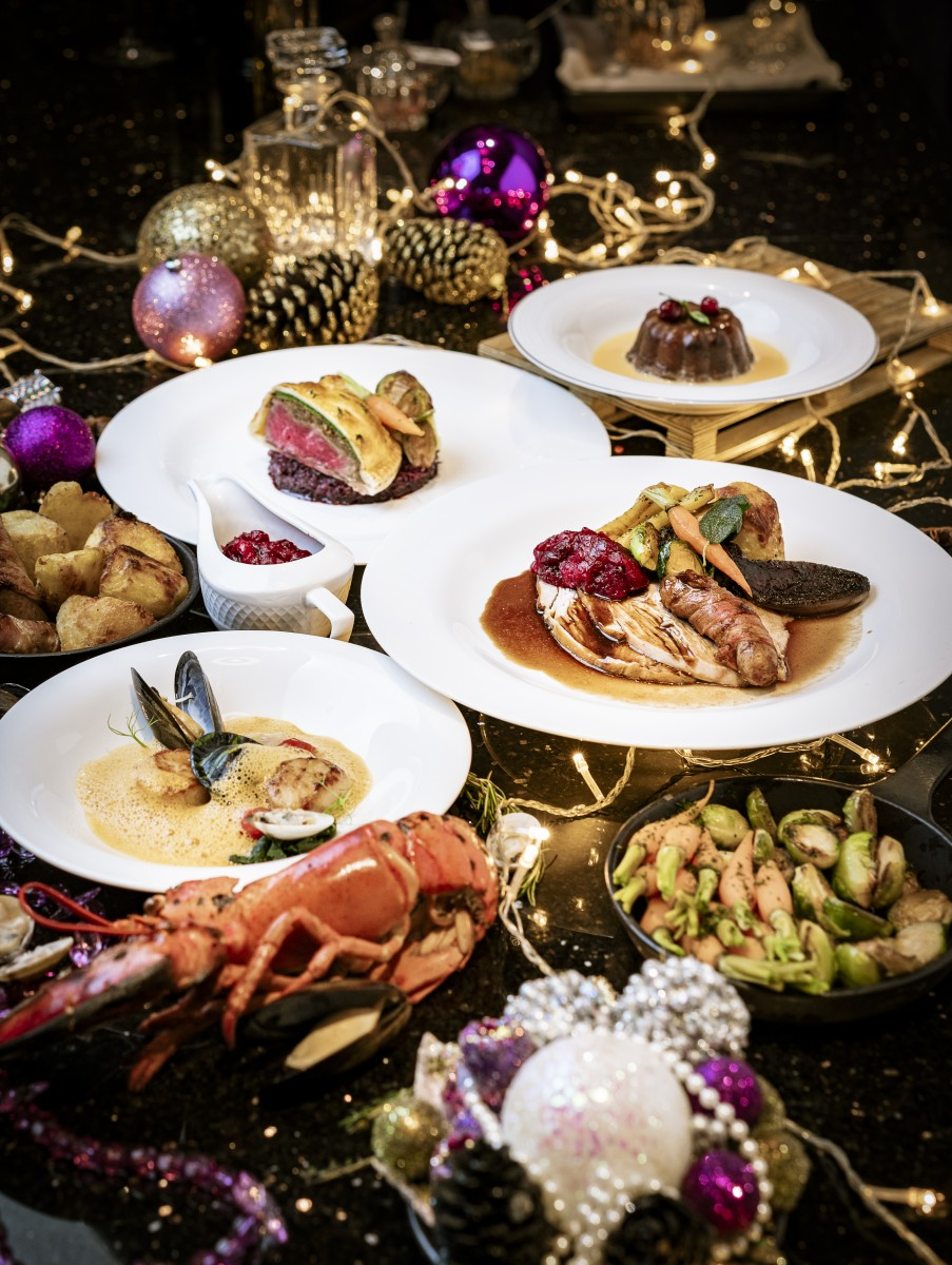 Festive Promotions in Bangkok - Christmas Dinner in Bangkok at Babette's - Hotel Muse